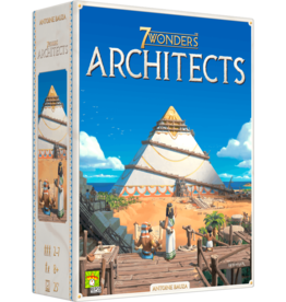 Repos 7 WONDERS: ARCHITECTS (STREET DATE Q4 2021)