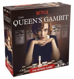 Mixlore THE QUEEN'S GAMBIT: THE BOARD GAME