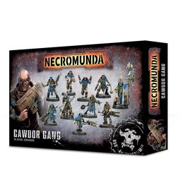 Games Workshop Necromunda: Cawdor Gang