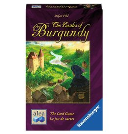 Ravensburger Castles Of Burgundy - The Card Game