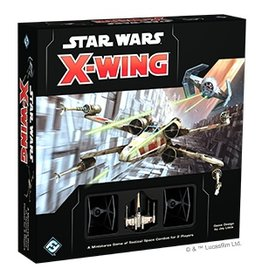 Fantasy Flight Games Star Wars X-Wing: Second Edition