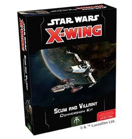 Fantasy Flight Games Scum and Villainy Conversion Kit