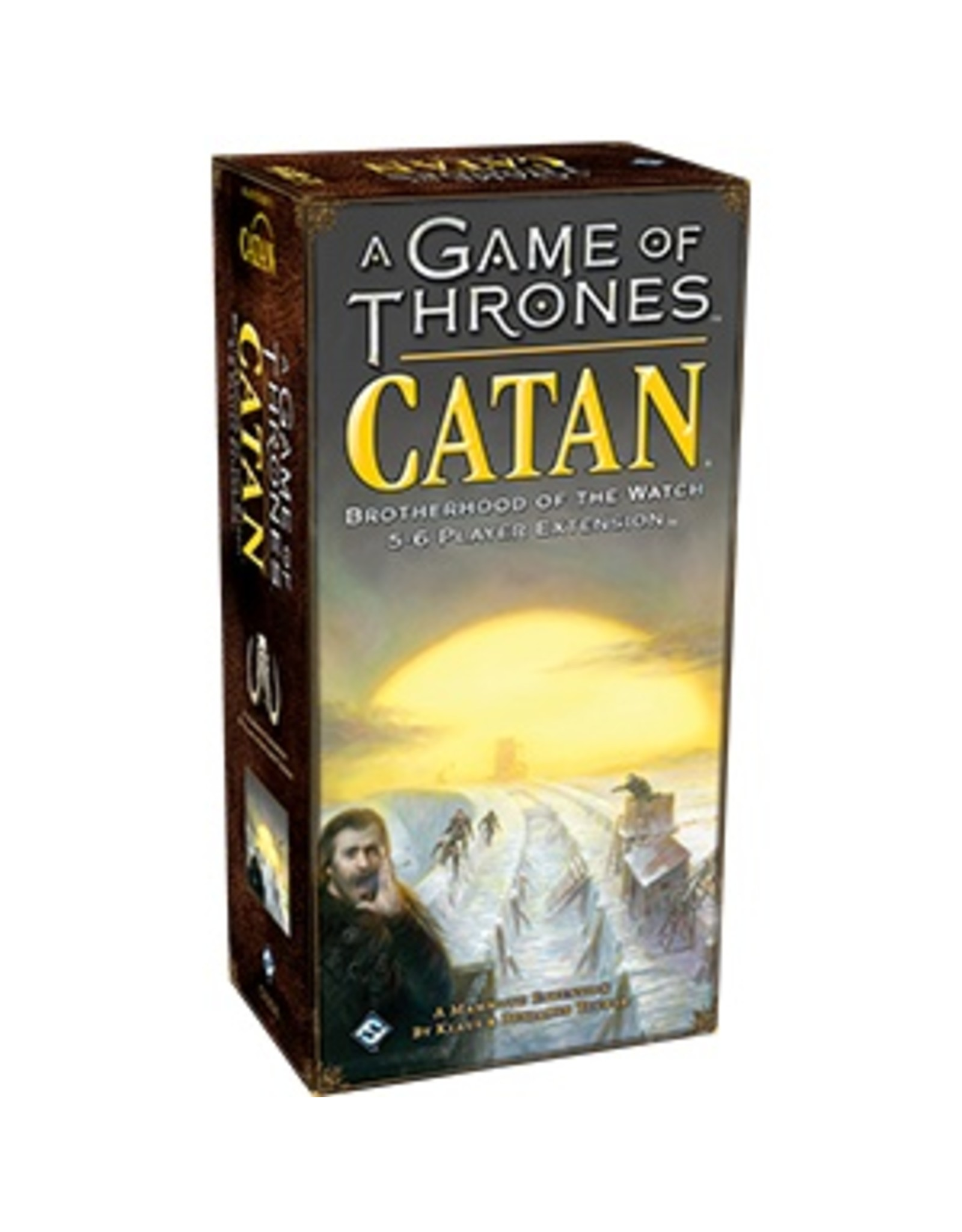 Catan CATAN: A GAME OF THRONES 5-6 PLAYER EXPANSION