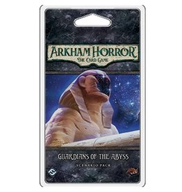 Fantasy Flight ARKHAM HORROR LCG: GUARDIANS OF THE ABYSS