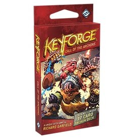 Fantasy Flight KEYFORGE: CALL OF THE ARCHONS ARCHON DECK