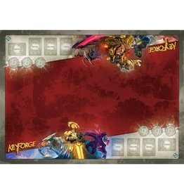 Fantasy Flight KEYFORGE: ARCHITECT'S VAULT TWO-PLAYER GAMEMAT