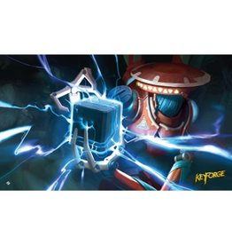 Fantasy Flight Games Keyforge: Positron Bolt Playmat