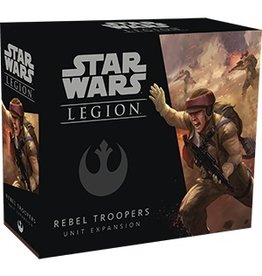 Fantasy Flight Rebel Troopers Unit