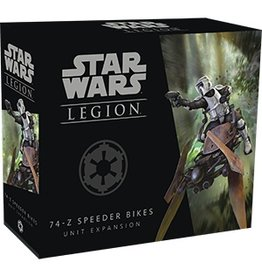 Fantasy Flight 74-Z Speeder Bikes Unit