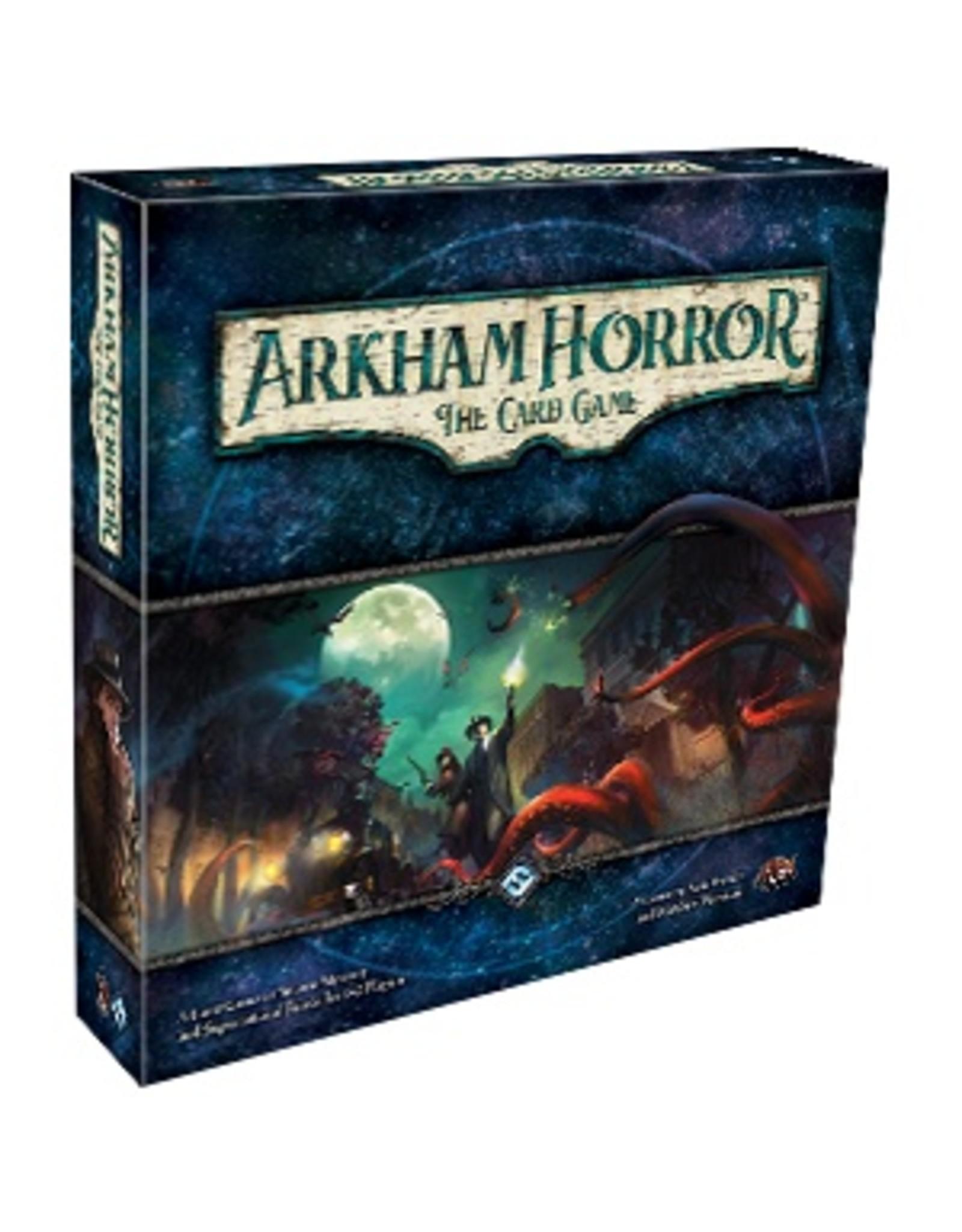 Fantasy Flight ARKHAM HORROR LCG: CORE SET
