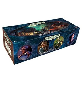 Fantasy Flight ARKHAM HORROR LCG: RETURN TO THE NIGHT OF THE ZEALOT