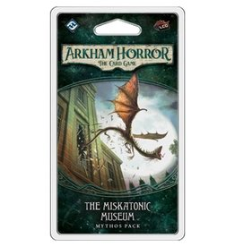 Fantasy Flight ARKHAM HORROR LCG: THE MISKATONIC MUSEUM