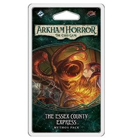 Fantasy Flight ARKHAM HORROR LCG: THE ESSEX COUNTY EXPRESS