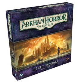 Fantasy Flight ARKHAM HORROR LCG: THE PATH TO CARCOSA