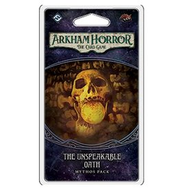 Fantasy Flight ARKHAM HORROR LCG: THE UNSPEAKABLE OATH
