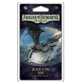 Fantasy Flight ARKHAM HORROR LCG: BLACK STARS RISE