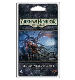 Fantasy Flight Games Arkham Horror LCG: The Labyrinths of Lunacy