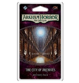 Fantasy Flight Games Arkham Horror LCG: The City of Archives