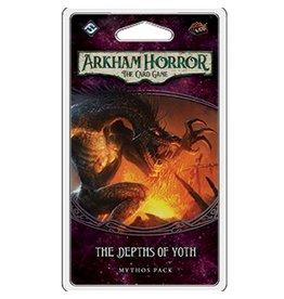 Fantasy Flight ARKHAM HORROR LCG: THE DEPTHS OF YOTH