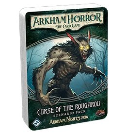 Fantasy Flight Games Arkham Horror LCG: Curse of the Rougarou