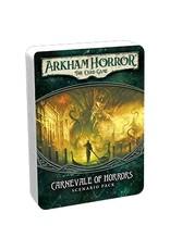 Fantasy Flight ARKHAM HORROR LCG: CARNEVALE OF HORRORS