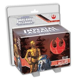 Fantasy Flight Games R2-D2 & C-3PO