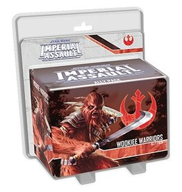 Fantasy Flight Games Wookie Warriors