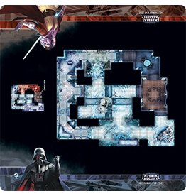 Fantasy Flight Games Skirmish Map - Nelvaanian War Zone