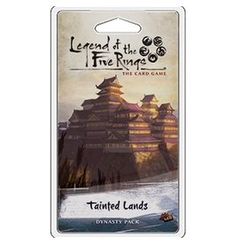 Fantasy Flight Games Legend of the Five Rings LCG: Tainted Lands