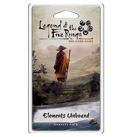 Fantasy Flight Games Legend of the Five Rings LCG: Elements Unbound