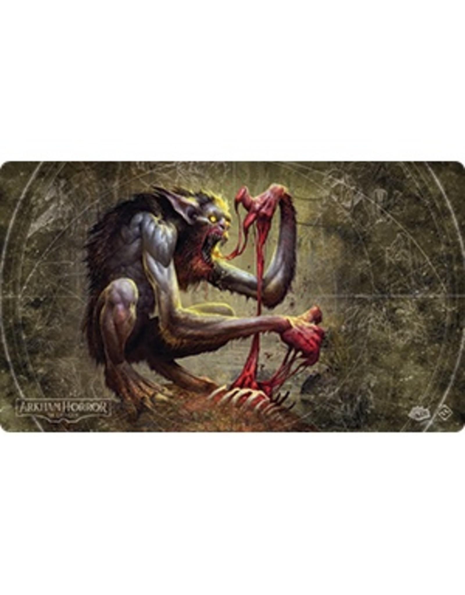 Fantasy Flight ARKHAM HORROR LCG: BLOODLUST PLAYMAT