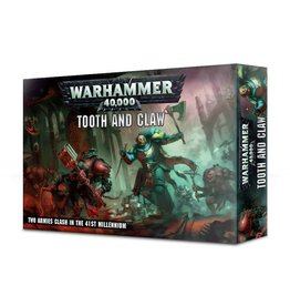 Games Workshop TOOTH AND CLAW