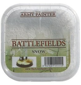 Army Painter Battlefields Basing: Snow 150mL