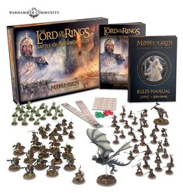 Games Workshop MIDDLE EARTH STRATEGY BOARD GAME: BATTLE OF PELENNOR FIELDS