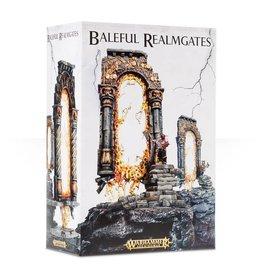 Games Workshop Baleful Realmgates