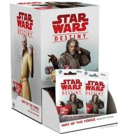 Fantasy Flight Games Way of the Force Booster Box