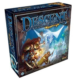 Fantasy Flight Games Descent: Journeys in the Dark  Second Edition