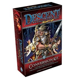 Fantasy Flight Games Descent 2E: Conversion Kit