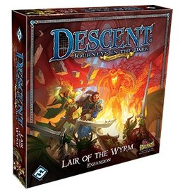 Fantasy Flight DESCENT 2E: LAIR OF THE WYRM