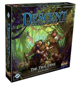 Fantasy Flight Games Descent 2E: The Trollfens