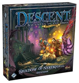Fantasy Flight Games Descent 2E: Shadow of Nerekhall