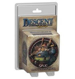 Fantasy Flight Games Descent 2E: Lieutenant Splig