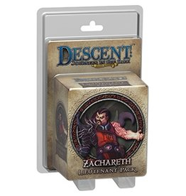 Fantasy Flight Games Descent 2E: Zachareth Lieutenant
