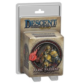 Fantasy Flight Games Descent 2E: Alric Farrow