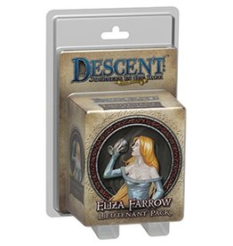 Fantasy Flight Games Descent 2E: Eliza Farrow