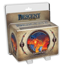 Fantasy Flight Games Descent 2E: Valyndra Lieutenant