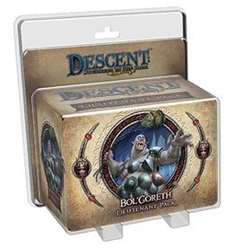 Fantasy Flight Games Descent 2E: Bol'Goreth