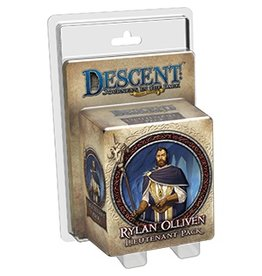 Fantasy Flight Games Descent 2E: Rylan Olliven
