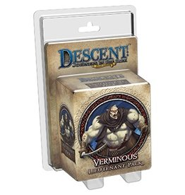 Fantasy Flight Games Descent 2E: Verminous