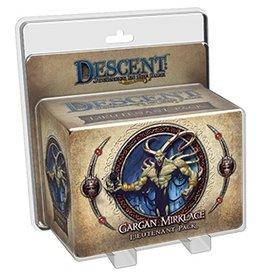 Fantasy Flight DESCENT 2E: GARGAN MIRKLACE